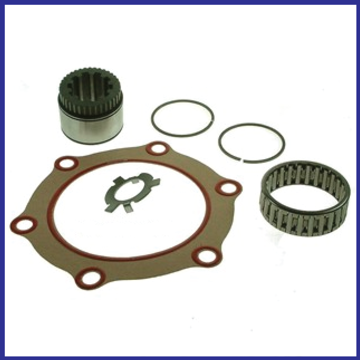Coupling Sleeve Overhaul Kit Fairey Overdrive Online Gearbox Parts Land Rover