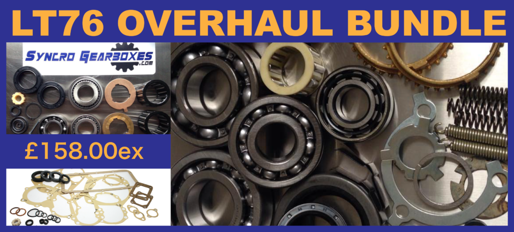 Series 3 LT76 Overhaul Bundle