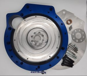 Land rover bmw engine conversion
