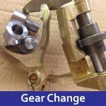 Gear Change & Selectors
