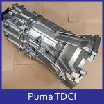 Puma TDCI Gearbox