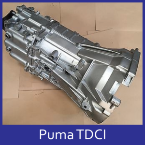 Puma Gearbox