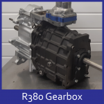 R380 Gearbox