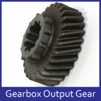 Gearbox Output Gear
