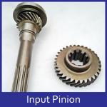 Input Pinion