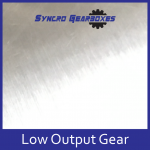 Low Output Gear