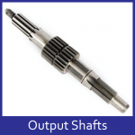 Output Shafts